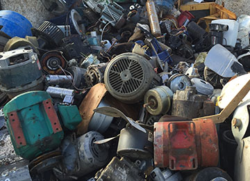 non-ferrous metal recyclers in canada